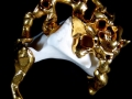 Imogen Belfield Gilded-ring-with-porcel