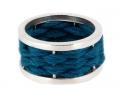 Julia Toledo blue ring