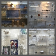 Selection of Work by Students at Flux Jewellery School
