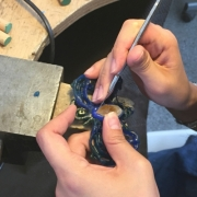 Jewellery making in action 20