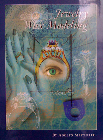 Jewelry Wax Modeling by Adolfo Mattiello, flux studios library
