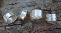 Learn how to make a silver ring at Flux Studios