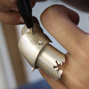 Join a jewellery course, learn how to design and make silver jewellery