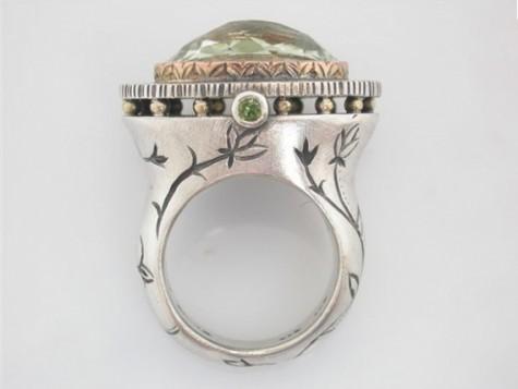 beautiful ring by Adi Cloete