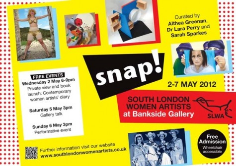 South London Women Artists at bankside