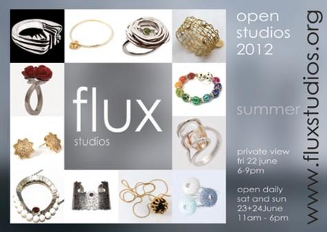 flux open studios 2012