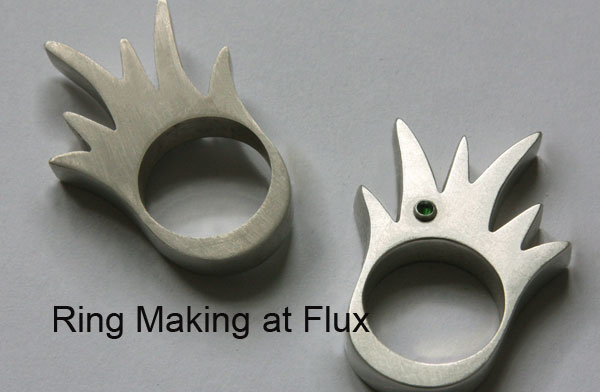 Inspirational approaches to jewellery design at Flux Studios