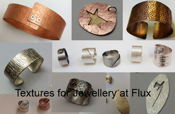 Texturing techniques for jewellsry at Flux Studios