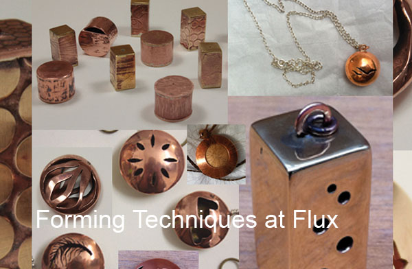 Learn how to make jewellery at Flux Studios
