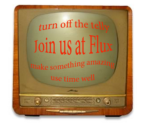 """I find television very educational. Every time someone switches it on I go into another room & read a good book."""" – Groucho Marx. He would join our jewellery courses at Flux - if only he had mastered time!"""