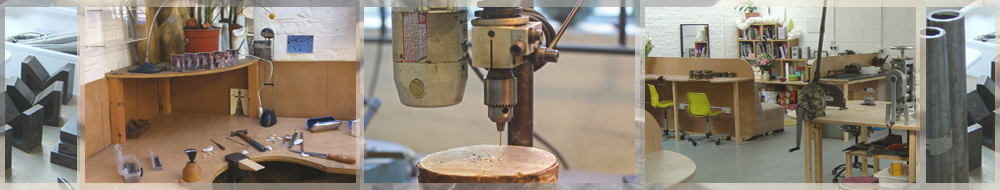 our facilities in our specialist jewellery making studio