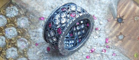 bead, pave and other fancy stone settings for jewellers