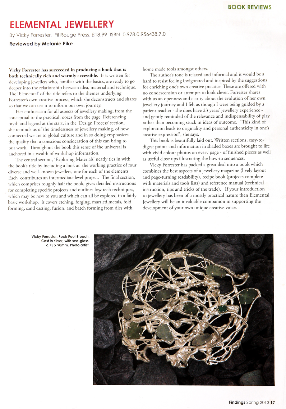 Read the full review of Elemental Jewellery