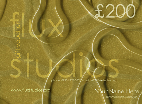 Why not purchase a Flux studios voucher to treat friend or colleague to an unforgettable experience