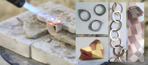 improve Soldering skills , 10 week jewellery making course