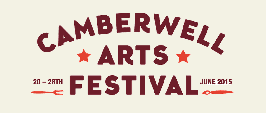 web link to Camberwell Arts Festival website
