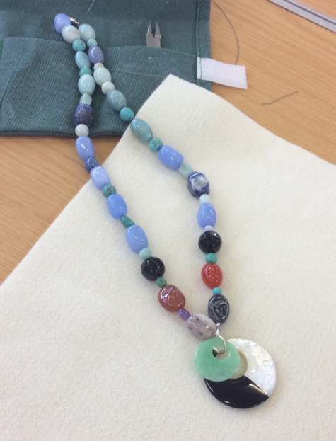 WCTRA, Flux outreach jewellery classes