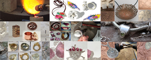 we have lots of jewellery courses at Flux