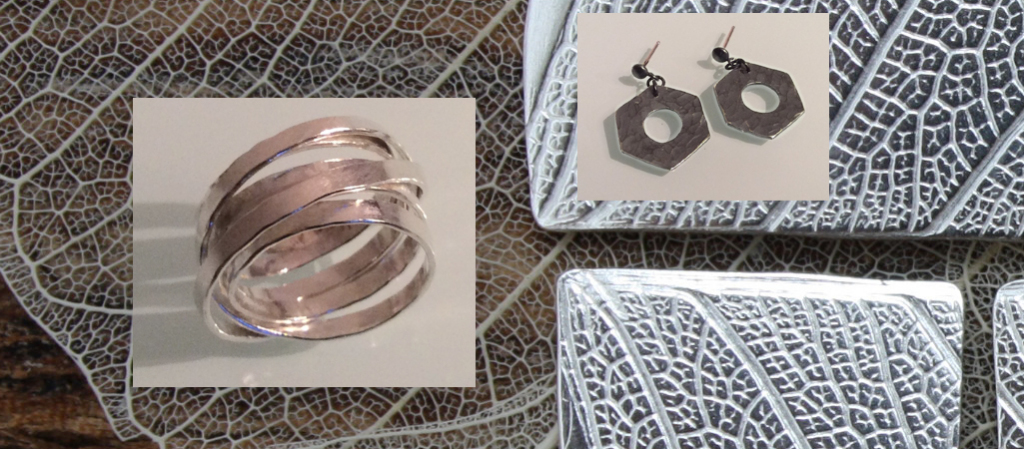 Jewellery making taster: make a pair of earrings and a ring. (BS02)