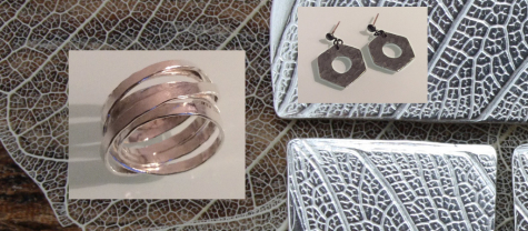Beginners taster in jewellery making - make a ring and a pair of earrings