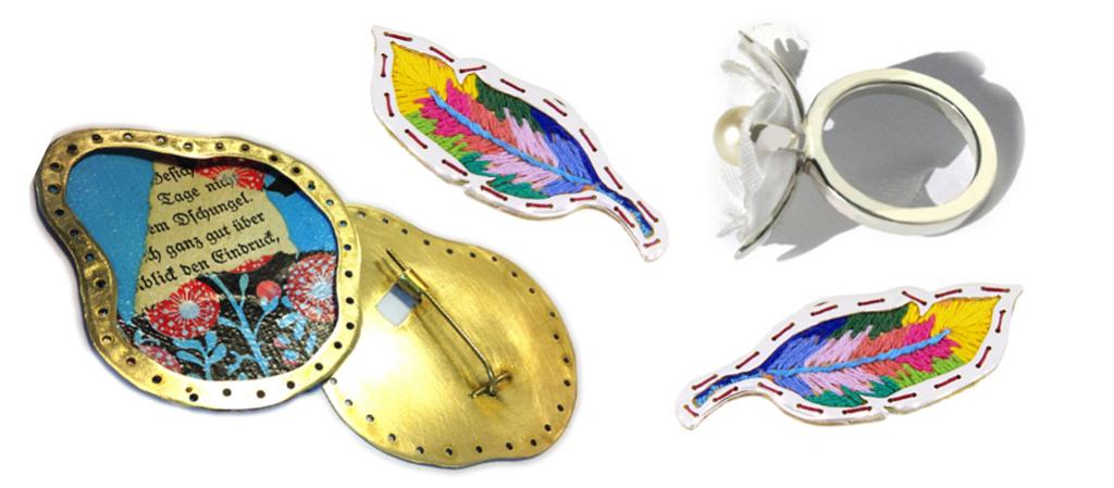 Beyond Metal - Interdisciplinary Craft Skills For Contemporary Jewellery Practice
