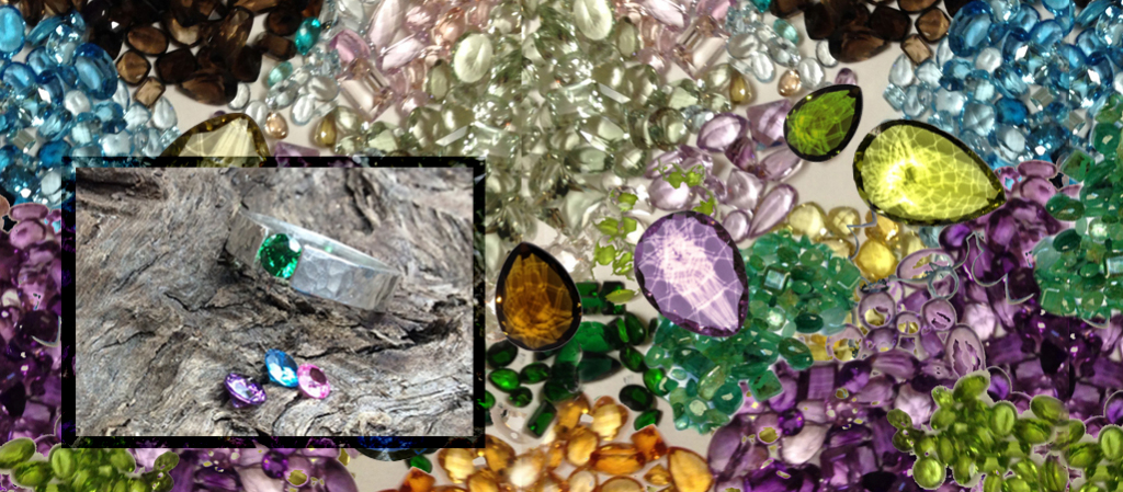 Gemmilicious! Gemmology courses with Stone Setting