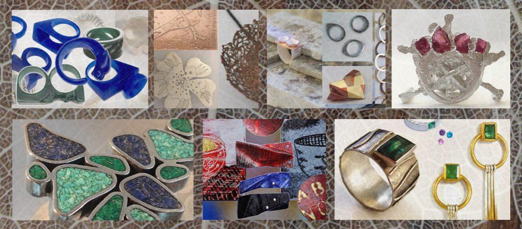 Flux One Year Intermediate Certificate in Jewellery