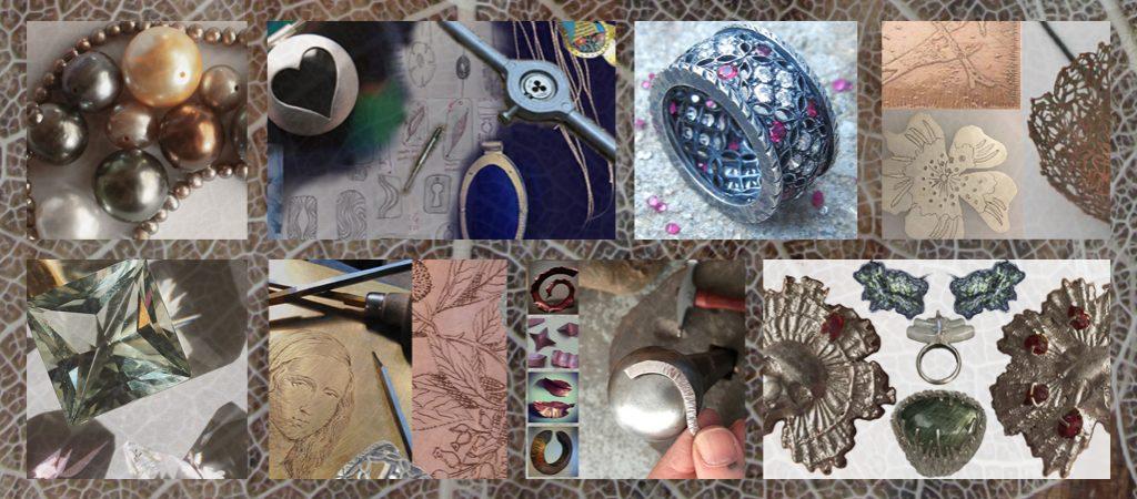 Flux One Year Advanced Certificate in Jewellery