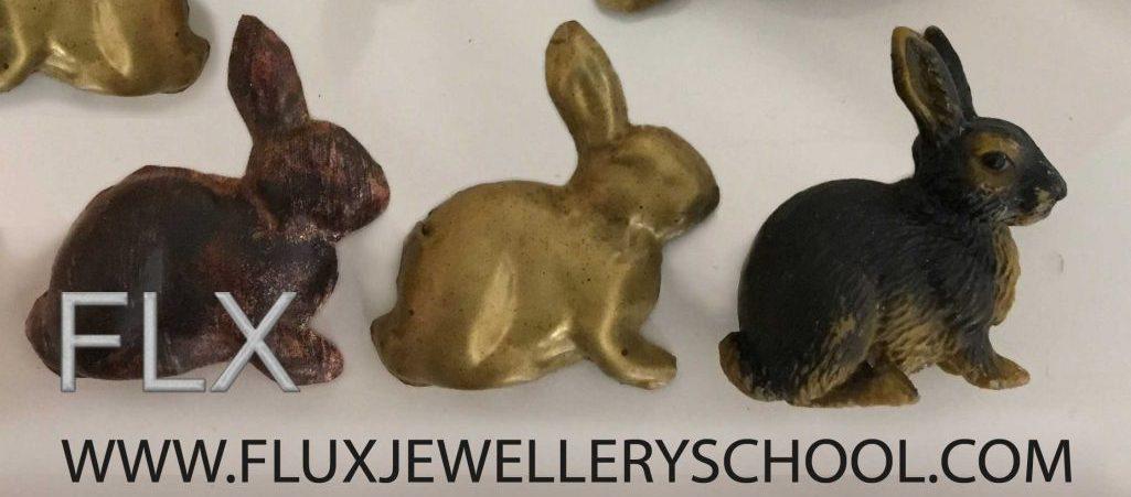 preparing new jewellery study programme