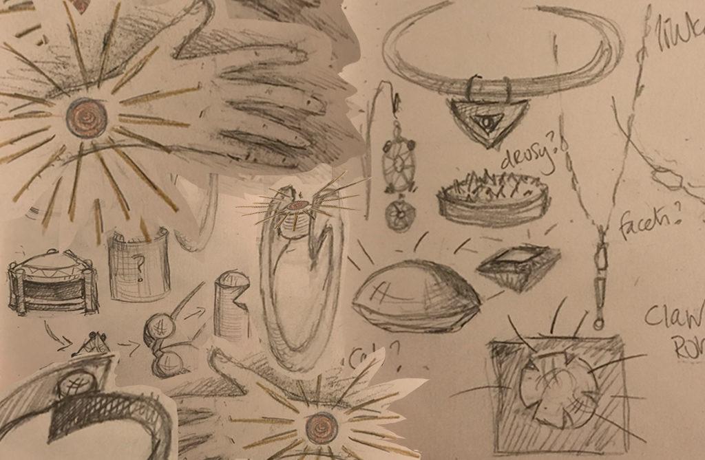 design skills for stone-set jewellery