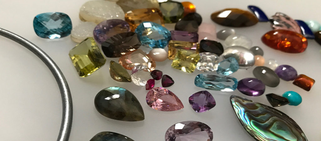 Make a Gem of a Jewel: Stone Setting and Design Techniques for Jewellery